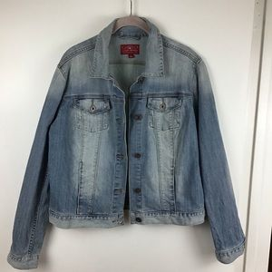 Lucky Brand | Light Wash Dixie Denim Jacket